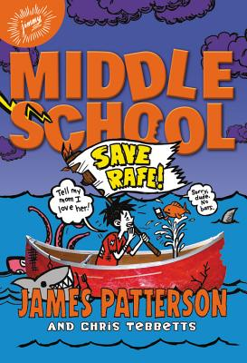 Save Rafe! (Middle School #6) Cover Image