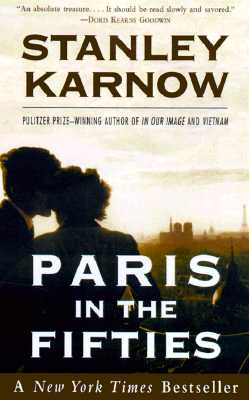 Paris in the Fifties Cover