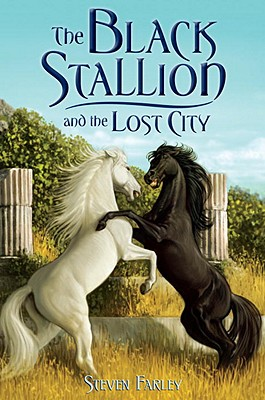 The Black Stallion and the Lost City Cover Image