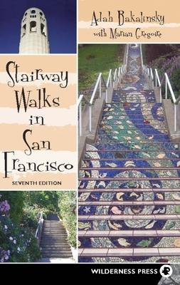 Stairway Walks in San Francisco Cover Image