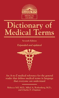 Dictionary of Medical Terms Cover Image