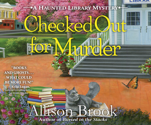 Checked Out for Murder Cover Image