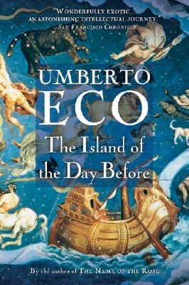 The Island of the Day Before Cover