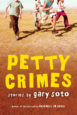 Petty Crimes Cover