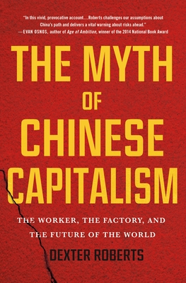 Cover for The Myth of Chinese Capitalism