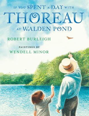 If You Spent a Day with Thoreau at Walden Pond Cover Image