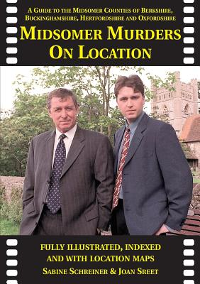 Midsomer Murders on Location Cover Image