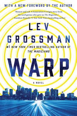 Warp: A Novel Cover Image