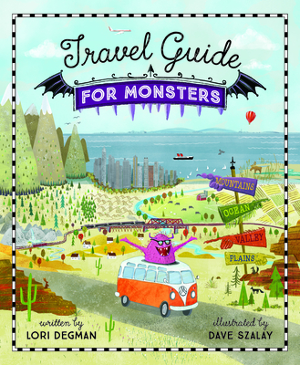 Travel Guide for Monsters Cover Image