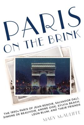 Paris on the Brink - galley Cover Image