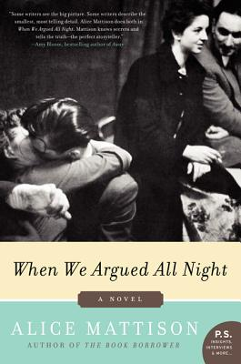 When We Argued All Night Cover Image