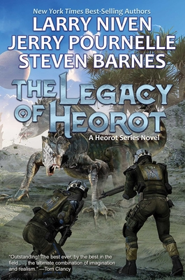 The Legacy of Heorot (Heorot Series #1) Cover Image
