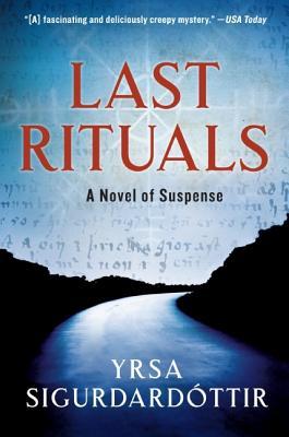 Last Rituals: A Novel of Suspense (Thora Gudmundsdottir Novels #1) Cover Image