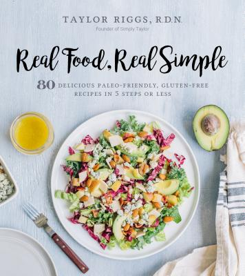 Real Food, Real Simple Cover