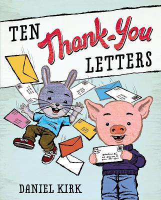 Ten Thank-You Letters Cover