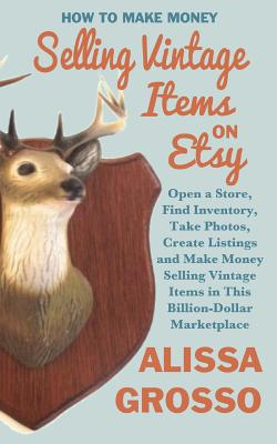 How to Make Money Selling Vintage Items on Etsy Cover