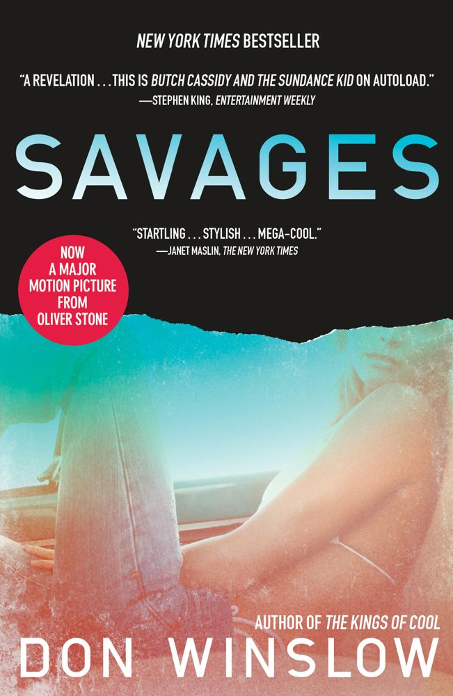 Savages: A Novel Cover Image