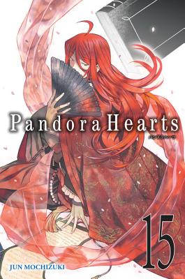 Pandora Hearts, Volume 15 Cover