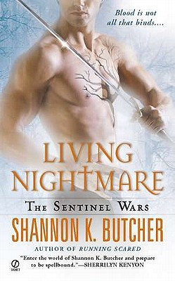 Living Nightmare: The Sentinel Wars Cover Image