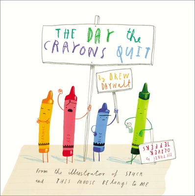 The Day the Crayons Quit cover image