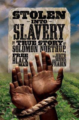 Stolen Into Slavery Cover