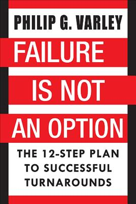 Failure Is Not an Option Cover