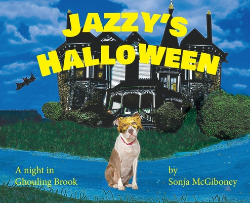 Cover for Jazzy's Halloween - A Night in Ghouling Brook
