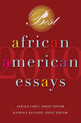 Best African American Essays Cover