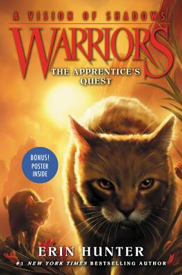 Warriors: A Vision of Shadows #1: The Apprentice's Quest Cover Image