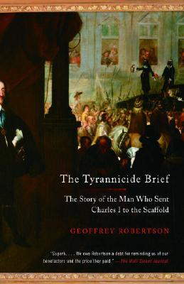 The Tyrannicide Brief Cover