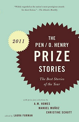 The Pen/O. Henry Prize Stories Cover