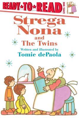 Strega Nona and the Twins (A Strega Nona Book) Cover Image