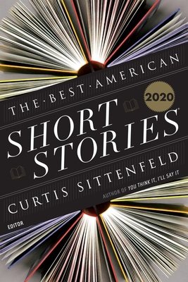 The Best American Short Stories 2020 (The Best American Series ®) cover