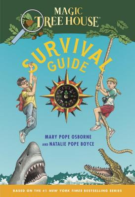 Cover for Magic Tree House Survival Guide (Magic Tree House (R))