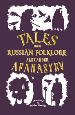Tales from Russian Folklore: New Translation Cover Image