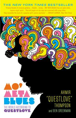 Mo' Meta Blues: The World According to Questlove Cover Image