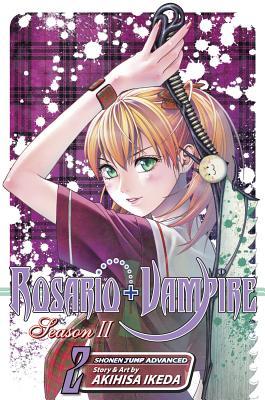 Rosario+Vampire, Season II, Volume 2 Cover