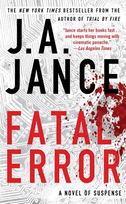 Fatal Error: A Novel (Ali Reynolds Series #6) Cover Image