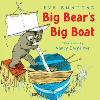Big Bear's Big Boat Cover