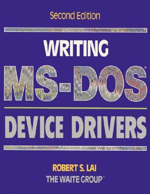 Writing MS-DOS Device Drivers Cover Image