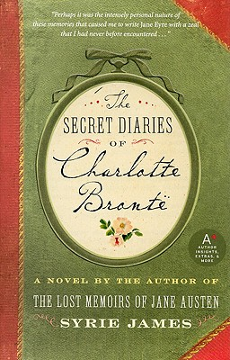 The Secret Diaries of Charlotte Bronte Cover