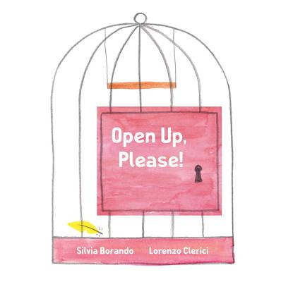 Cover for Open Up, Please!