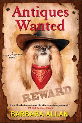 Antiques Wanted (A Trash 'n' Treasures Mystery #12) Cover Image