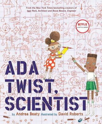 Ada Twist, Scientist cover