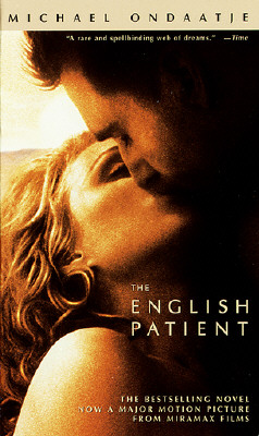 English Patient, the Cover