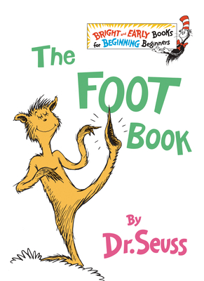 The Foot Book (Bright & Early Books(R)) Cover Image