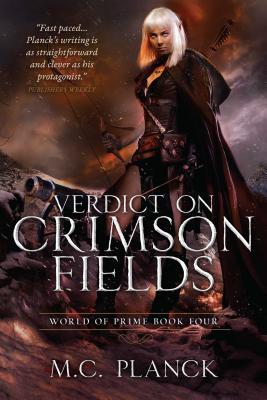 Cover for Verdict on Crimson Fields (World of Prime #4)
