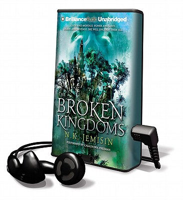 The Broken Kingdoms (Playaway Adult Fiction) Cover Image