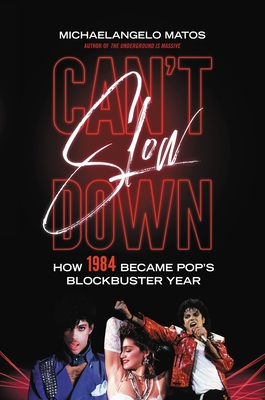 Cover for Can't Slow Down