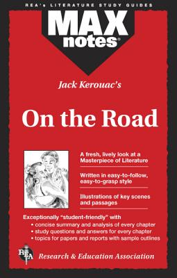 On the Road (Maxnotes Literature Guides) Cover Image